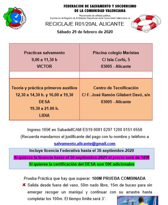 Reciclaje Alicante